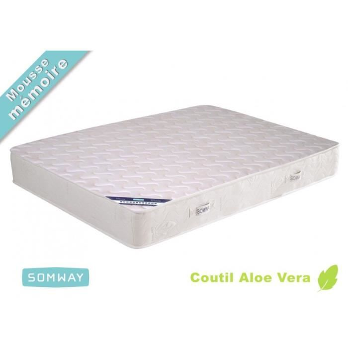 matelas mousse veratech dimensions 90 x 190 achat vente matelas cadeaux de no l cdiscount. Black Bedroom Furniture Sets. Home Design Ideas