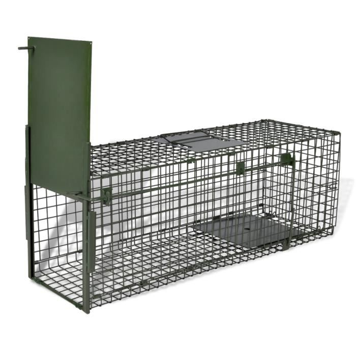 80 x 25 x 25 cm cage pi ge pour animaux chats chiens. Black Bedroom Furniture Sets. Home Design Ideas