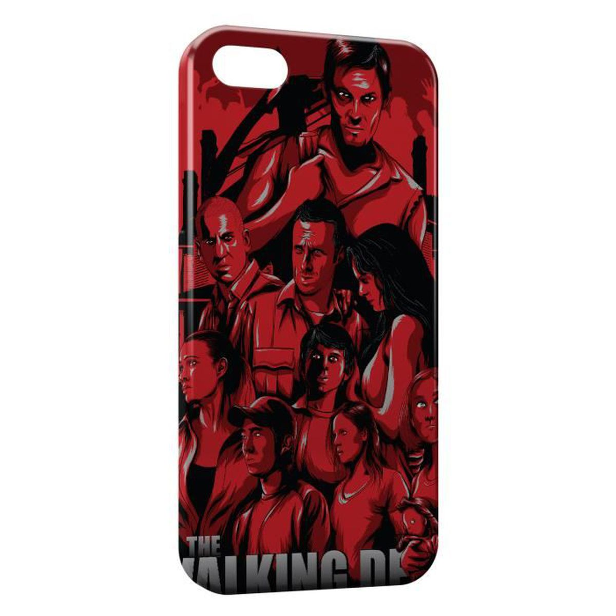 coque iphone xr walking dead