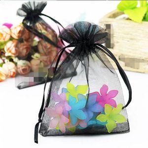 10 pochettes en coton taille 30x20 cm bleu et blanc Sacs cadeaux sacs cadeau de No/ël