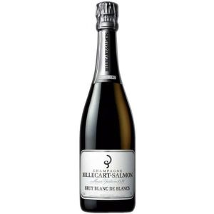 CHAMPAGNE Lot de 12 Billecart Salmon Blanc de Blancs