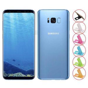 SMARTPHONE 6.2'' Bleu Samsung Galaxy S8 Plus S8+ SD835 G955U