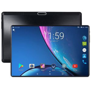 TABLETTE TACTILE 10 pouces Android 9.0 tablette 4G Octa Core 6GB RA