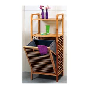 meuble panier a linge achat vente meuble panier a. Black Bedroom Furniture Sets. Home Design Ideas