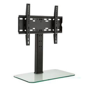 FIXATION - SUPPORT TV auna Support TV Taille M 56cm hauteur réglable 23-
