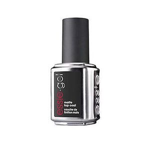 VERNIS A ONGLES ESSIE GEL Top coat finition mate Love you mattely