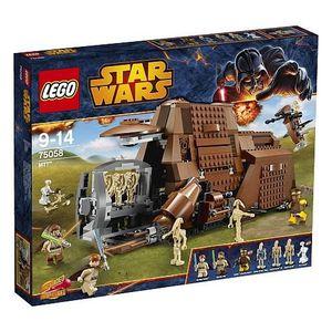 UNIVERS MINIATURE Lego Star Wars - MTT - 75058