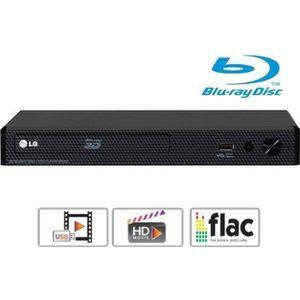 LECTEUR BLU-RAY LG BP250 Lecteur Blu-ray DVD Full HD USB