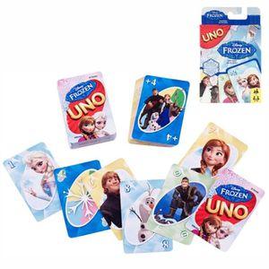 FIGURINE - PERSONNAGE UNO Jeu de Cartes | Mattel CJM70 | La Reine des Ne