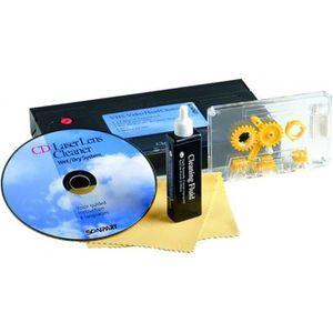 NETTOYAGE - ENTRETIEN Kit d'entretien pour appareils audio/vidéo RICATEC