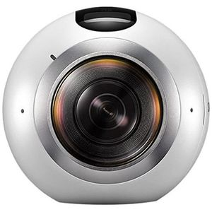 APPAREIL PHOTO COMPACT Samsung Gear 360 C200 Camera Blanc