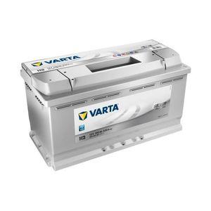 BATTERIE VÉHICULE VARTA Batterie Auto H3 (+ droite) 12V 100AH 830A