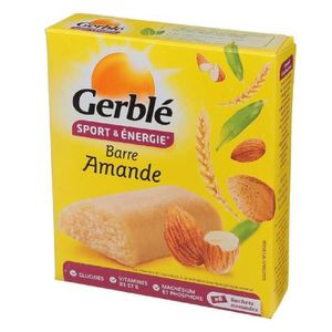 BISCUITS SECS GERBLE Biscuits amande - 150g