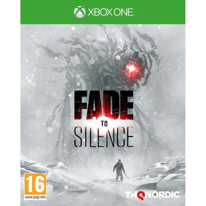 Fade To Silence Jeu Xbox One