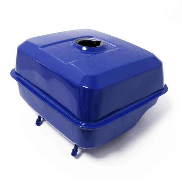 Pièce détachée Reservoir d'essence bleu pour les moteurs a essence 13 CV - 883129