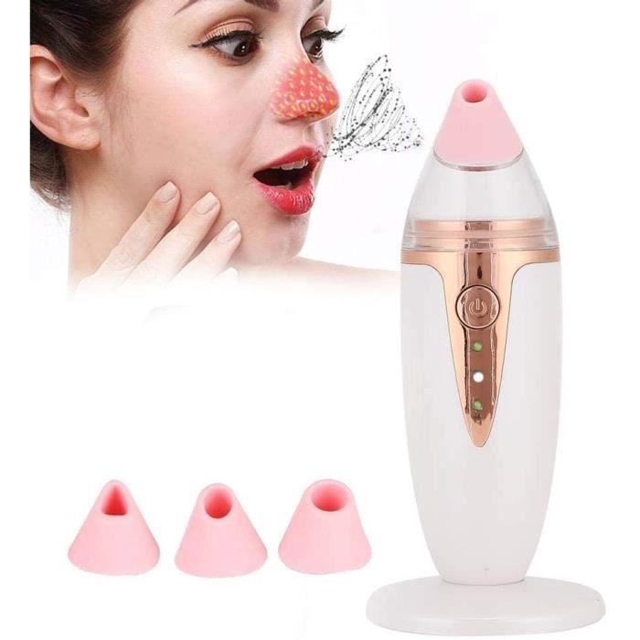 ACCESSOIRES Aspiration sous vide pour leacutelimination des points noirs machine de nettoyage des pores du visage eacutelectriqu3374