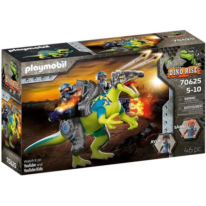 Playmobil-70625 Jouet, 70625, Multicolore,107