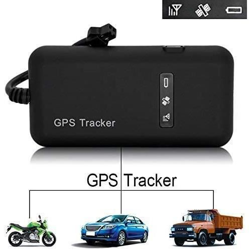 eTakin® GPS Tracker pour véhicule Positionnement et de Suivi Temps Réel Mini GPS Tracker AH742