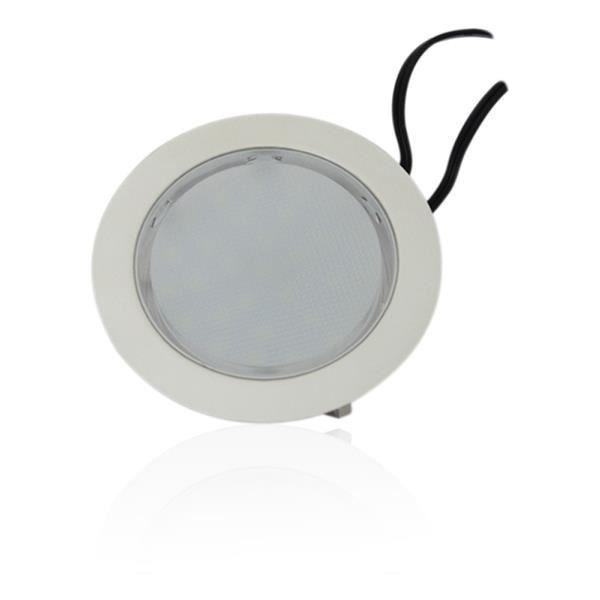 Spot LED encastrable rond 2,5W étanche (Bleu)