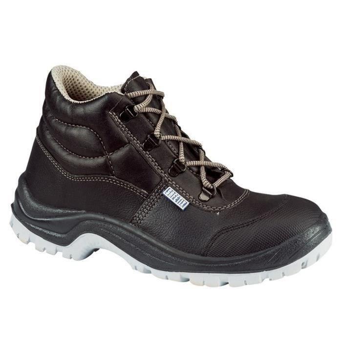 LEMAÎTRE SAFETIX Chaussures de sécurité budget haute Stormix cap haut S3 SRC
