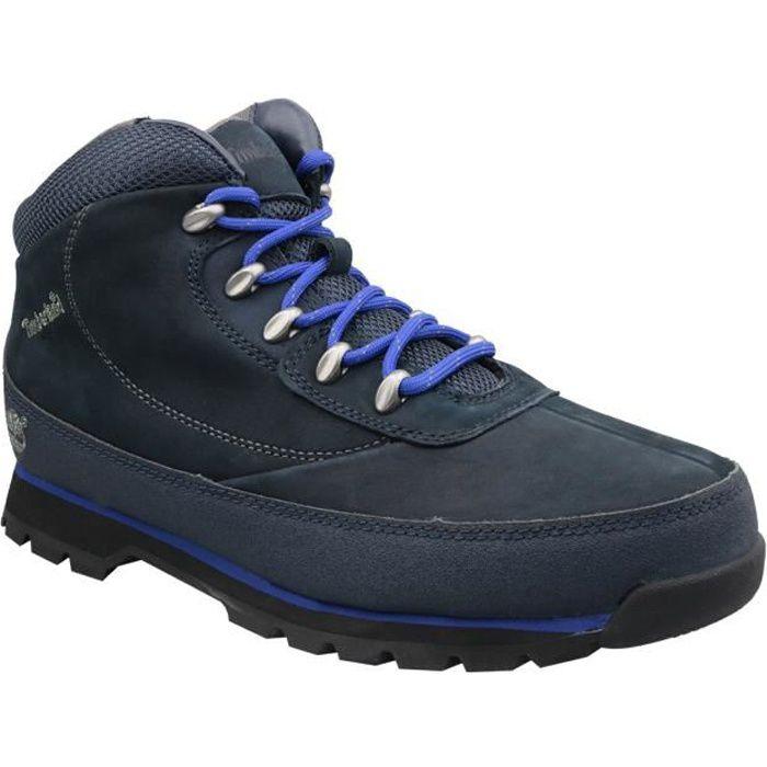 Timberland Euro Brook 6707A chaussures de randonnée pour homme Bleu foncé