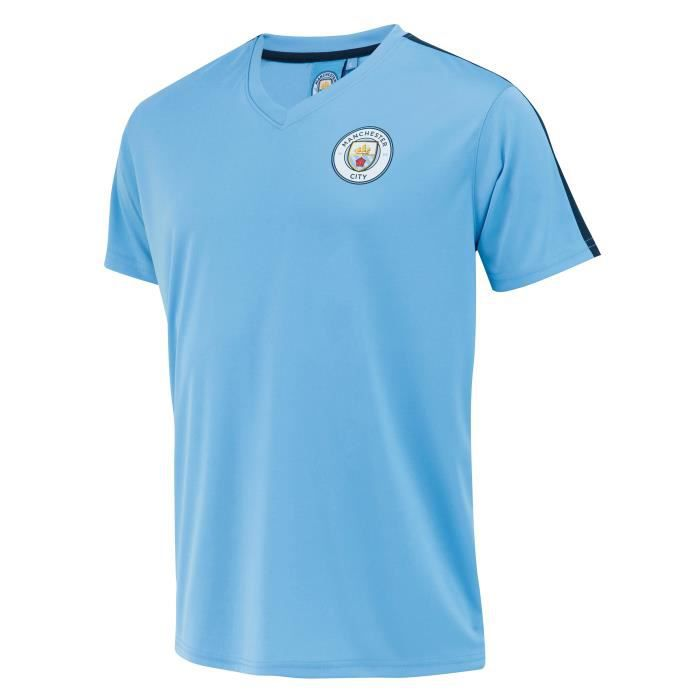 Maillot MANCHESTER CITY - Collection officielle - Taille Homme S