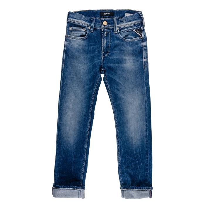 Replay Jeans Garçon SB9328.072.223308-001