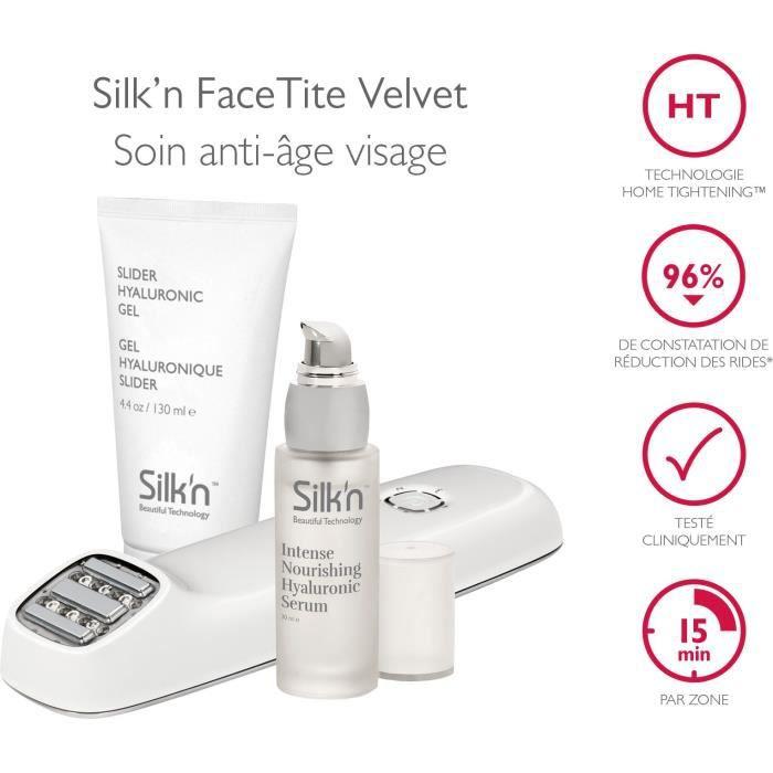 Silk'n FT1PE1C2001 FaceTite Velvet