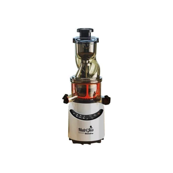Siméo PJ653 NutriJus Centrifugeuse 200 Watt