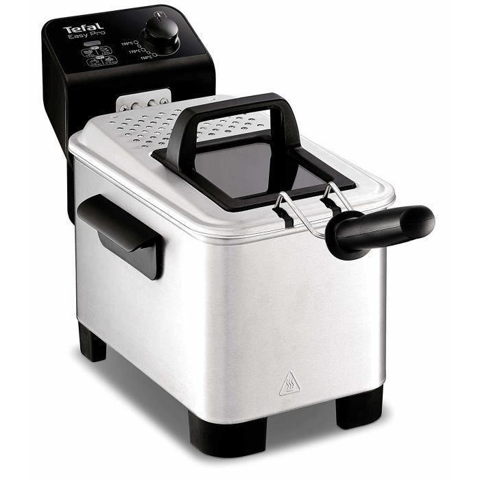 Friteuse électrique 2300 W 3L TEFAL cuisine maison