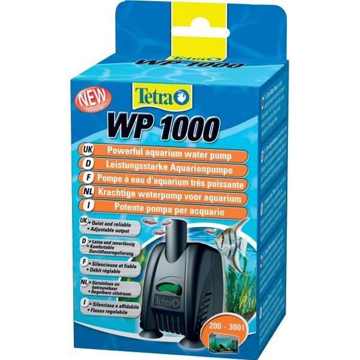 TETRA Pompe à eau Wp 1000 - Pour aquarium