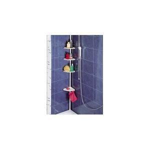 Étagère de douche télescopique Compact