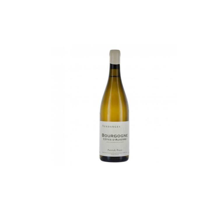 VIN BLANC X12 Bourgogne Blanc Côtes d'Auxerre 2018 75 cl Dom