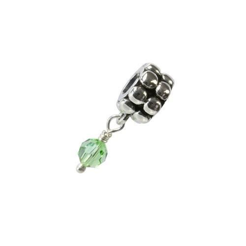 Carlo Biagi Beads - Dangle pierre de mois zirco...