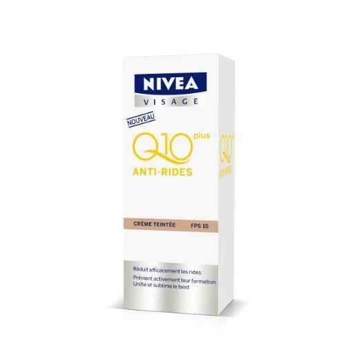 nivea visage q10 cr me teint e anti rides 5 achat vente soin anti ge nivea visage. Black Bedroom Furniture Sets. Home Design Ideas