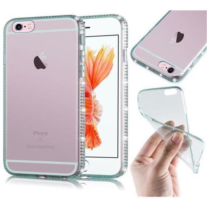 coque apple iphone 6 verte