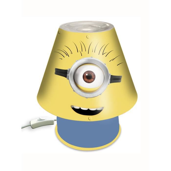 Minion lampe de chevet 23 x 20 cm achat vente for Table de chevet largeur 20 cm