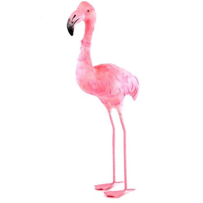 Deco jardin flamant rose decorating ideas - Flamant rose decoration ...