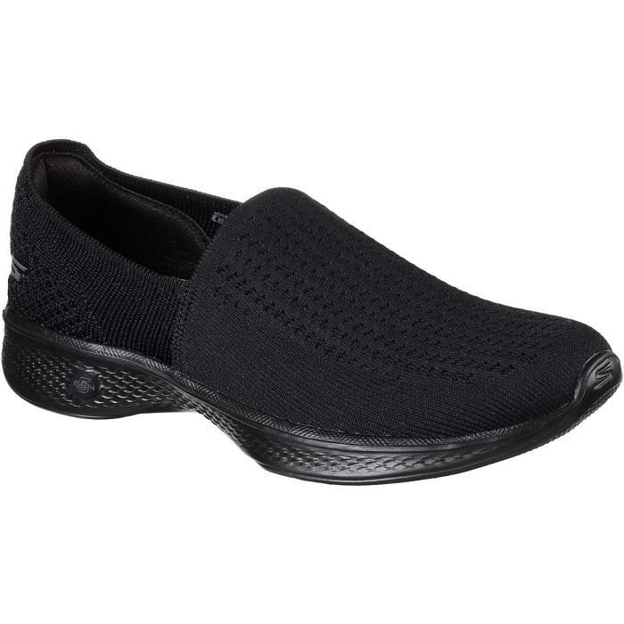 Skechers Go Walk 4 Ravish Womens Slip On Shoes