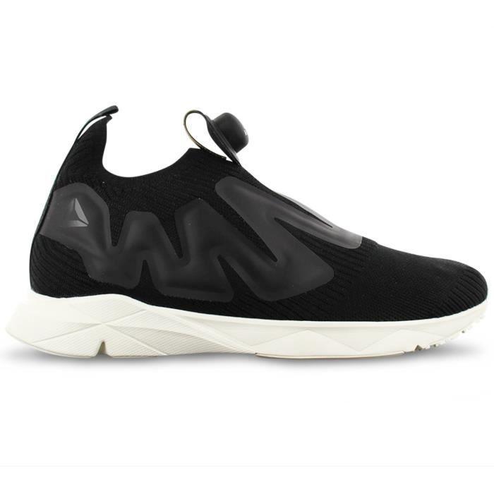 Reebok Pump Supreme Style CN1878 Homme Chaussures Sneaker Baskets Noir