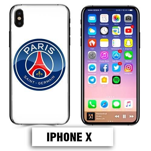 coques iphone x football