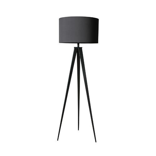 lampadaire sur pied noir achat vente lampadaire sur. Black Bedroom Furniture Sets. Home Design Ideas