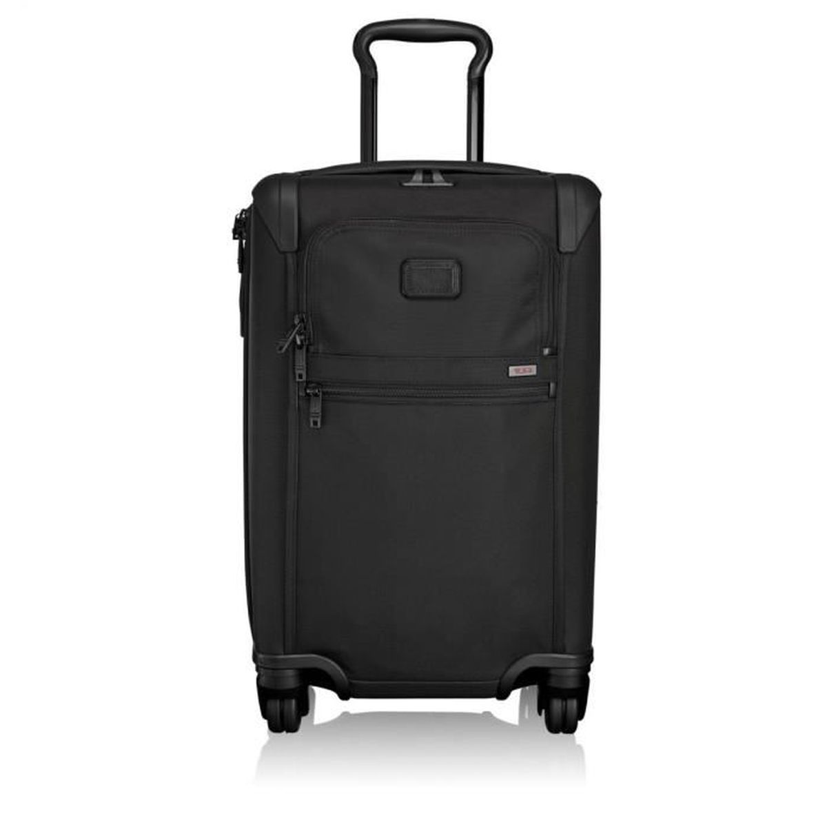 tumi bagage main international extensible 022060 noir taille 56 cm achat vente valise. Black Bedroom Furniture Sets. Home Design Ideas