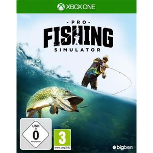 JEU XBOX ONE Pro Fishing Simulator Jeu Xbox One
