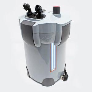 FILTRATION - POMPE Pompe filtre aquarium bio extérieur 2 000 litres p