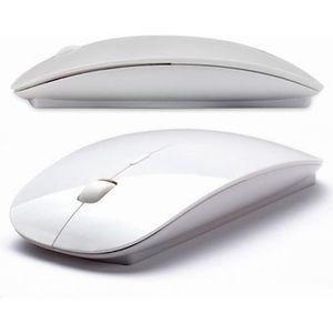 SOURIS Souris sans fil blanche compatible tout ordinateur