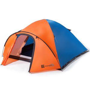 TENTE DE CAMPING skandika Larvik 3 - Tente de camping dôme igloo 3
