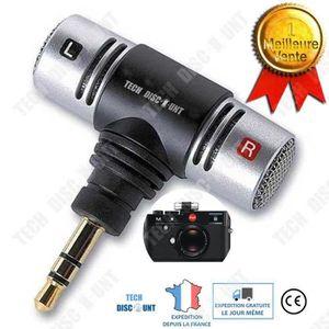 MICROPHONE TD petit microphone jack portable pc enfant camera