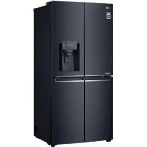 RÉFRIGÉRATEUR CLASSIQUE Réfrigérateur multi portes LG GML844MCKV • Réfrigé