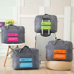 SAC DE VOYAGE Kouan Sacs de rangement pour voyage pliable sac de